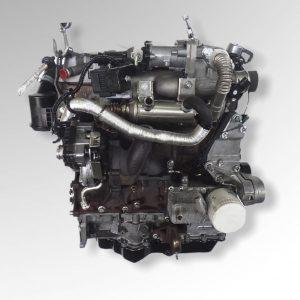 Motore revisionato a nuovo semicompleto Ford Connect 1.8 d codice motore p9pc