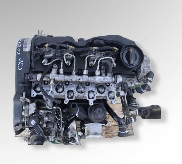 Motore usato Audi A4 codice motore cjc