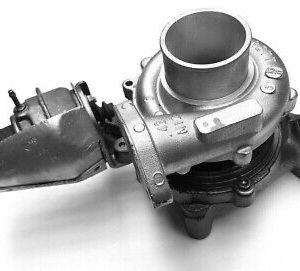 Turbo Garrett Opel 789533-2