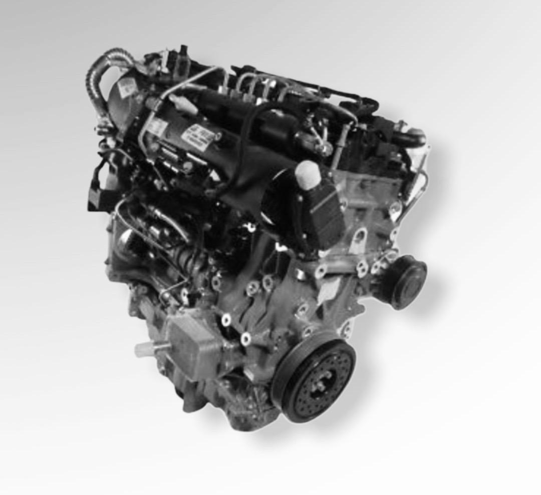 Motore usato Opel Astra 1.6 D codice motore b16dht