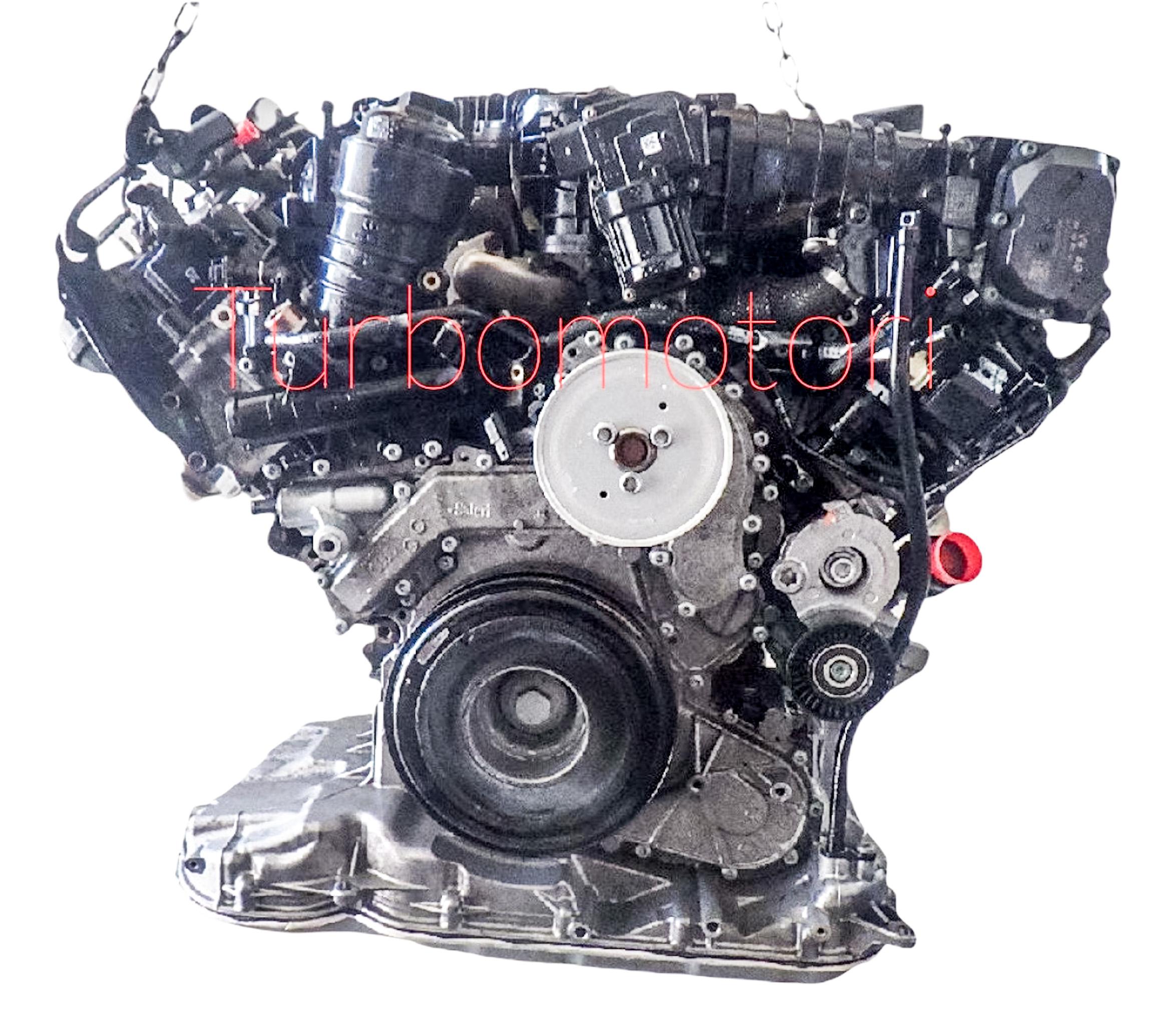 Motore Audi Q7 anno 2014 - in poi 3.0 d codice CRT