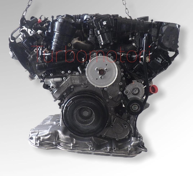 Motore usato Audi Q7 codice motore CRT