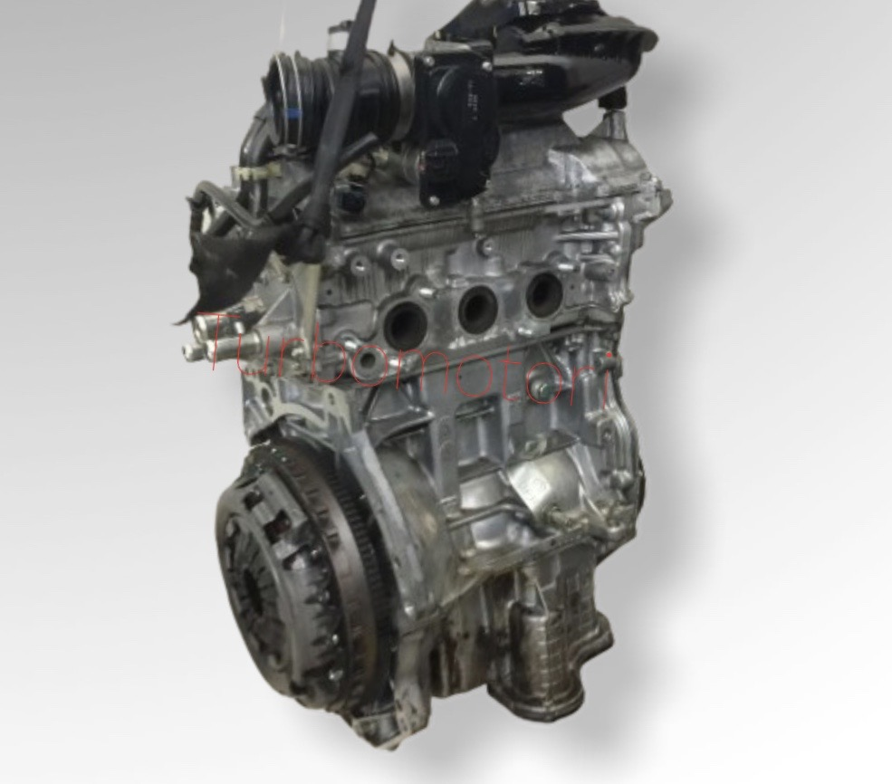 Motore usato Nissan Micra 1.2 codice motore hr12