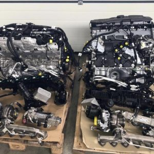 Motore nuovo BMW b57d30a
