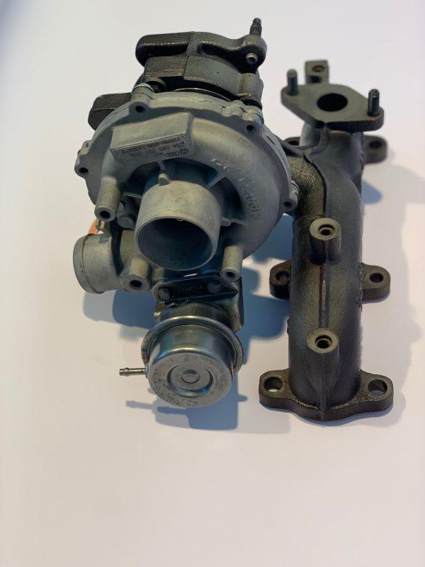 Turbo Garrett Volkswagen 733783-4