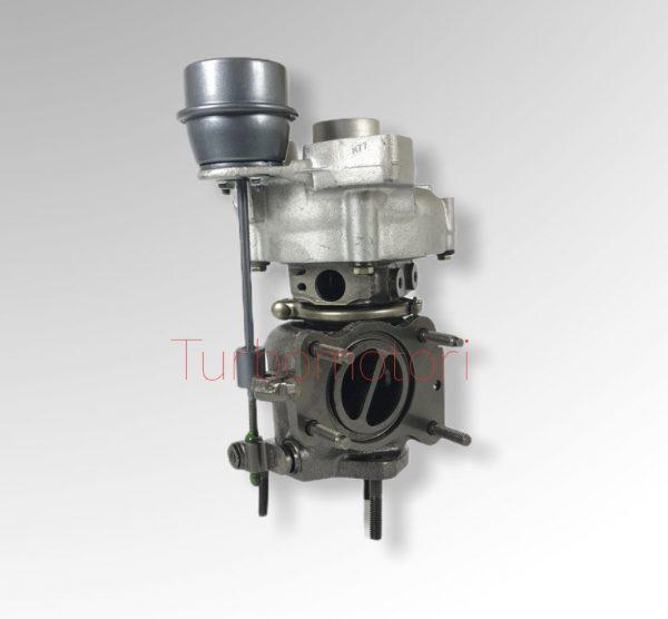 Turbo BorgWarner Mini / Peugeot codice turbo 5303-970-0181