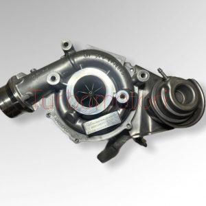Turbo revisionato Garrett 801374-0004 Renault/Nissan