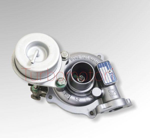 Turbo kkk Fiat 500/Punto/Panda/Qubo codice 5435-970-0018
