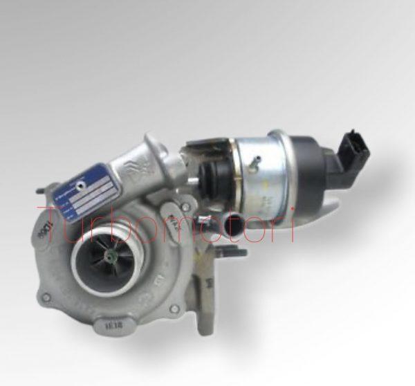 Turbo BorgWarner Fiat/Alfa Romeo/Lancia/Opel 54359710021