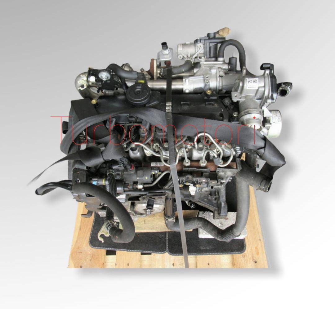 Motore Renault Clio codice motore k9kb6