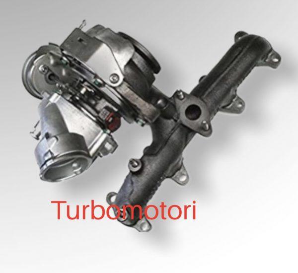 Turbo rigenerato Audi A3, Seat 2.0 TDI