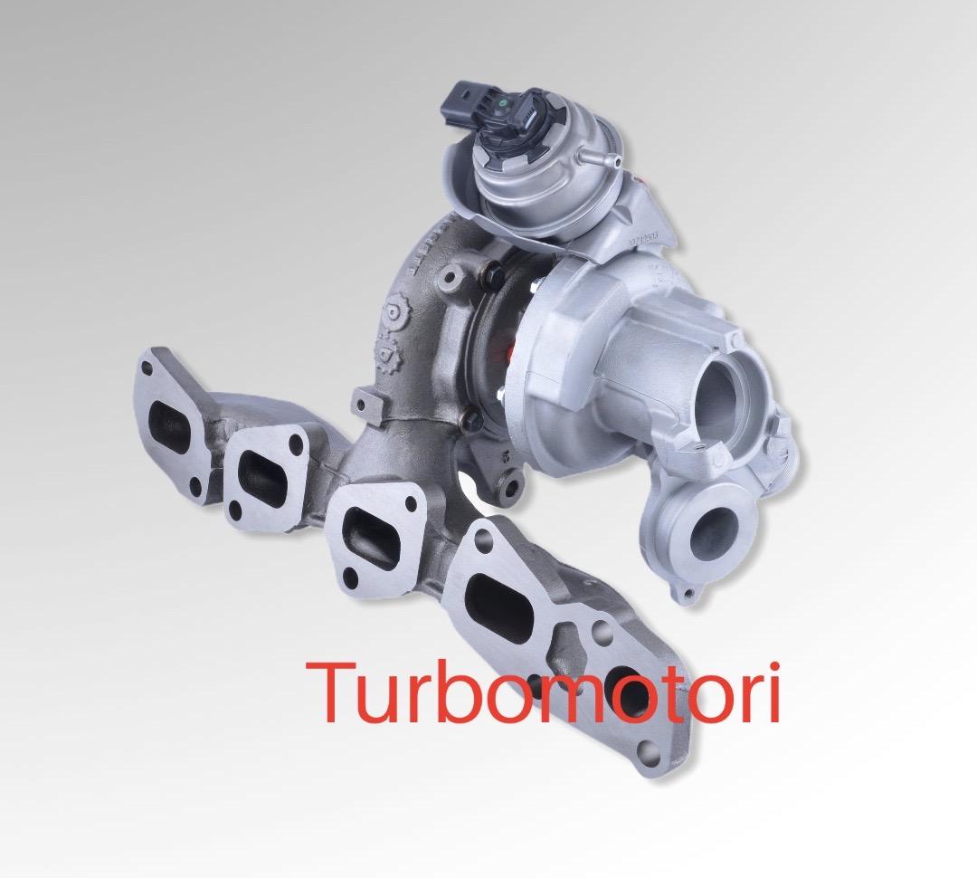 Turbo Audi 821866