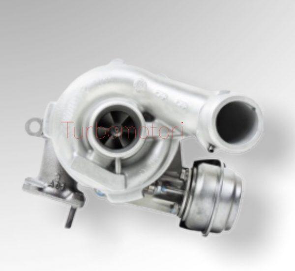 Turbo rigenerato BorgWarner 54359700021