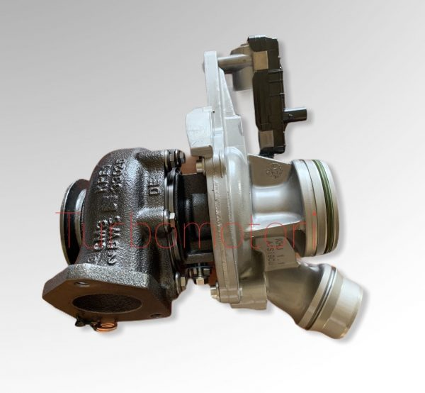 Turbo BorgWarner Mini Countryman/ Clubman/ One/ Cooper S 1.6 D 112cv codice 54359700047