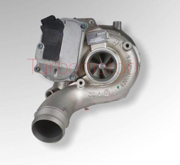 Turbo Borg Warner Audi A4/A6/A8/Q7 codice 53049700054