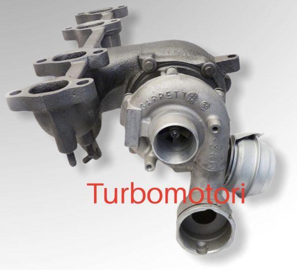 Turbo Garrett Audi 720855