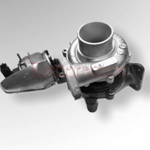 Turbo Garrett Chevrolet rigenerato 789533-1