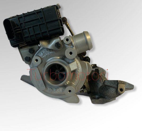 Turbo rigenerato Garrett Citroen 776402-2