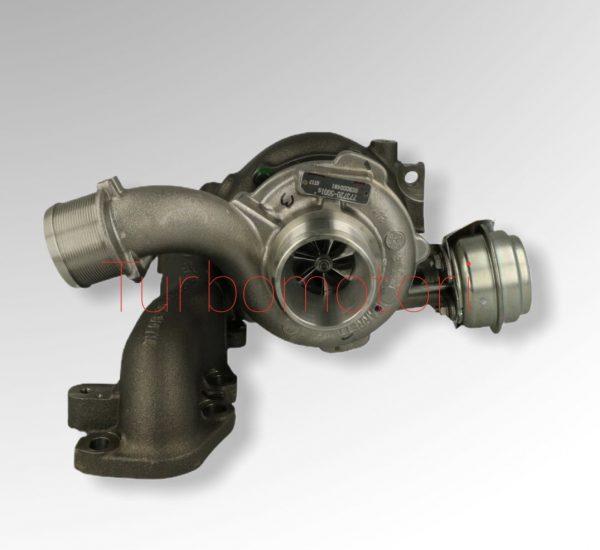 Turbo Garrett Fiat Croma II 1.9 JTD codice 773720-0001