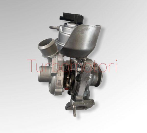 Turbo Garrett Ford Cuga 2.0 Td 783583-4