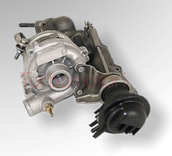 Turbo rigenerato Garrett Smart 724961-2