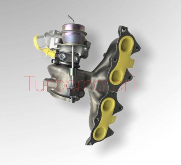 Turbo KKK Audi A3 16389700000