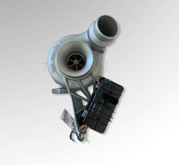 Turbo rigenerato Mahle 4933508640