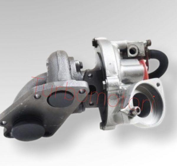 Turbo kkk Bmw x3 x5 x6 codice 54399700065