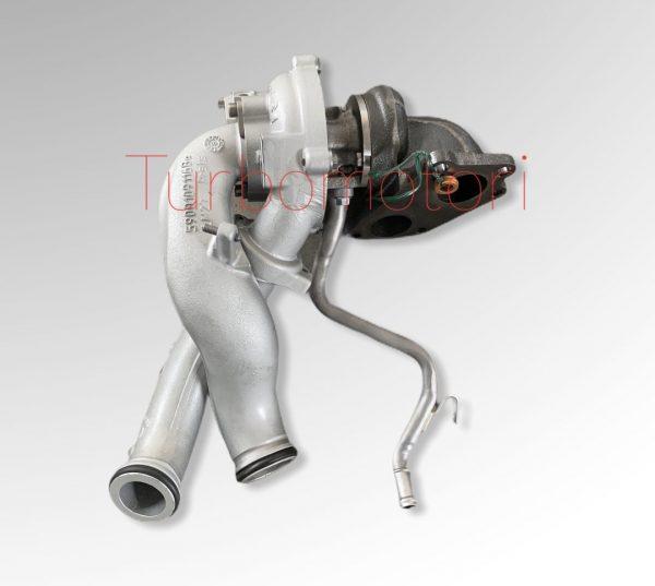Turbo kkk rigenerato BMW 30 TD 54399700065