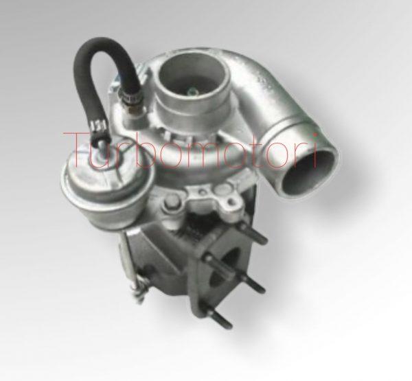 Turbo kkk Fiat Ducato 2.3 TD codice 5303-970-0102