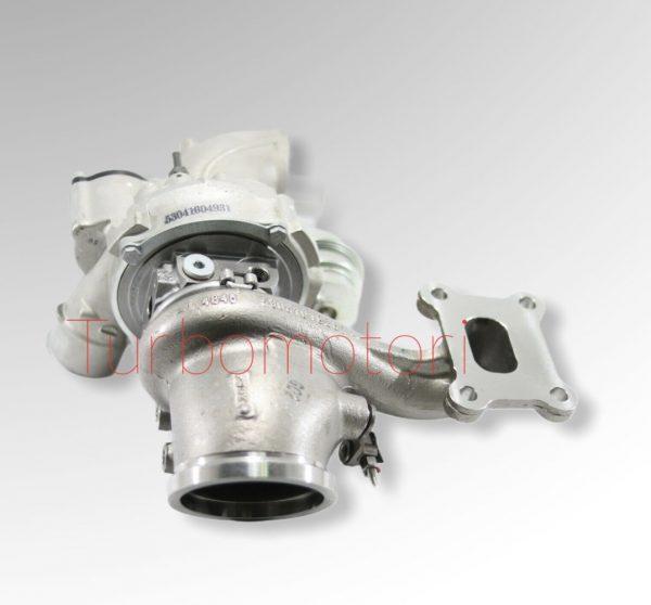 Turbo kkk Ford Mondeo/ S-Max 2.0 T codice 5303-970-0287