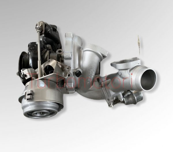 Turbo rigenerato kkk bmw 53269700001