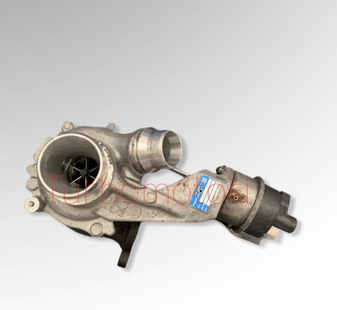 Turbo usato BorgWarner/Opel 54389700009