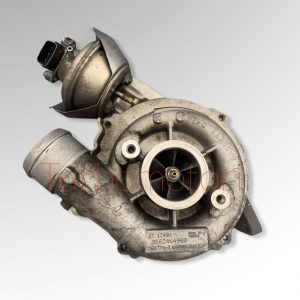 Turbo usato Garrett 760774-3