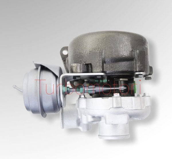 Turbo Garrett Hyundai SantaFe Trajet 2.0L codice turbo 729041-0009