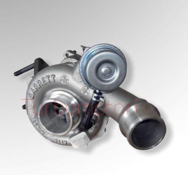 Turbo Garrett Hyundai Sorento codice turbo 733952-0001