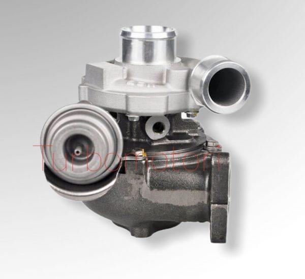 Turbo Garrett Kia Cerato 1.6 / Rio 1.5 codice turbo 740611-0002