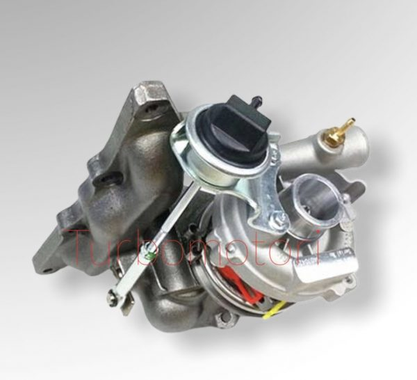 Turbo Garrett Mercedes Benz Smart 0.6 codice turbo 708837-0001