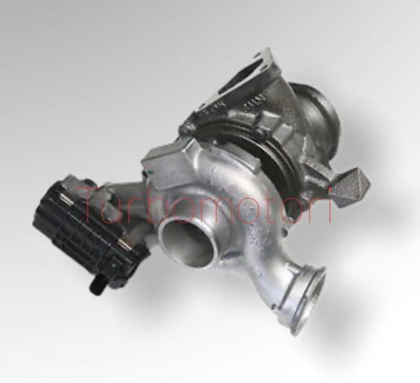 Turbo Garrett Mercedes Sprinter II 759688-0005