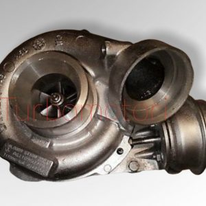 Turbo Garrett Mercedes Classe C 220 CDI codice turbo 711006-0001