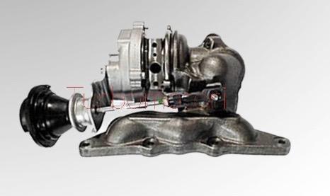 Turbo Garrett Mercedes Smart 712290-0001