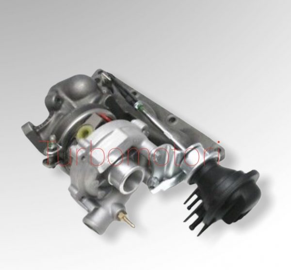 Turbo Garrett Smart Fortwo 727211-0001