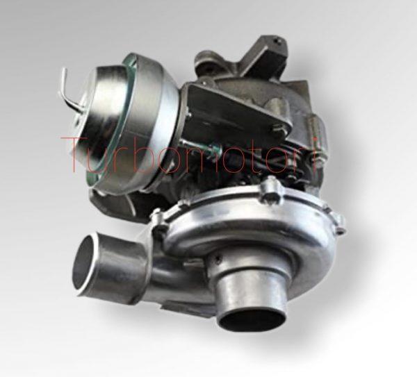 Turbo IHI Ford Ranger 3.0 TDCi codice turbo 1447253