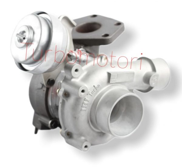 Turbo IHI Mazda 3/5/6 2.0 CD codice turbo VJ36