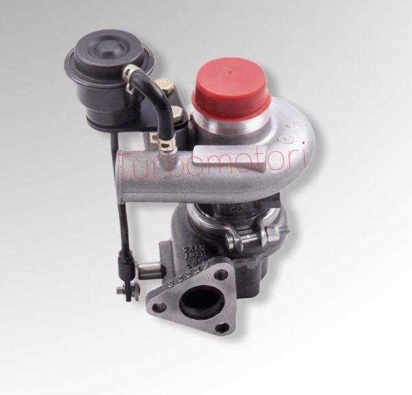Turbo Mitsubishi Hyundai Accent 1.5 CRDI 49173-02610