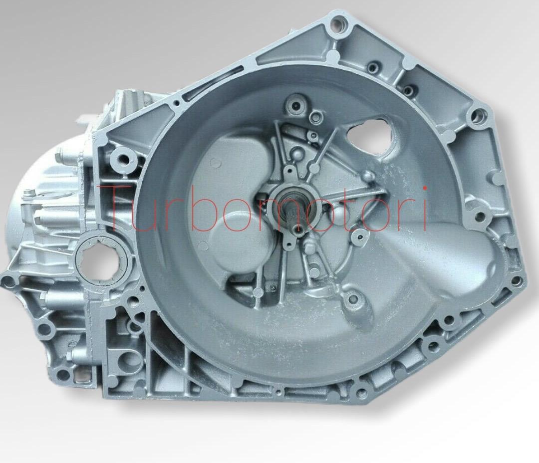 Cambio rigenerato Fiat Ducato/ Daily 2.3JTD 16V euro 5