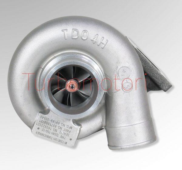 Turbo Mitsubishi SK120/ SK120-1 cod. 49189-00511