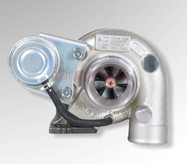 Turbo Mitsubishi E-County cod. 49189-07701
