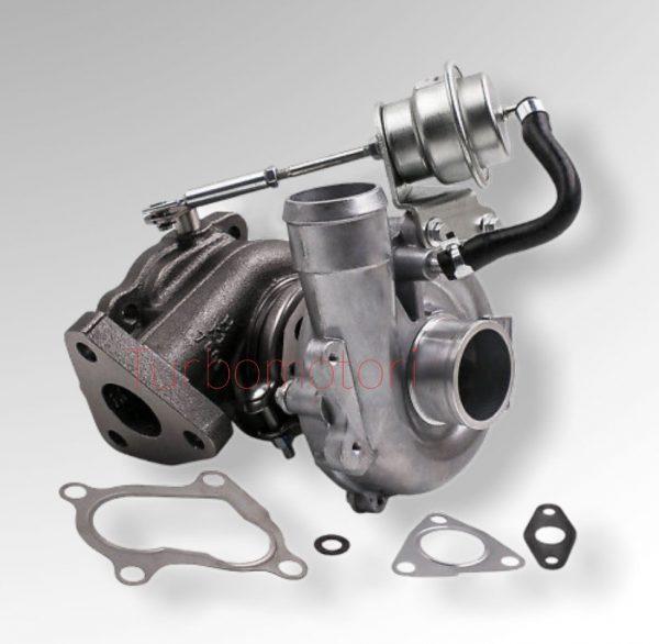 Turbocompressore Mitsubishi L200 2.5 TD