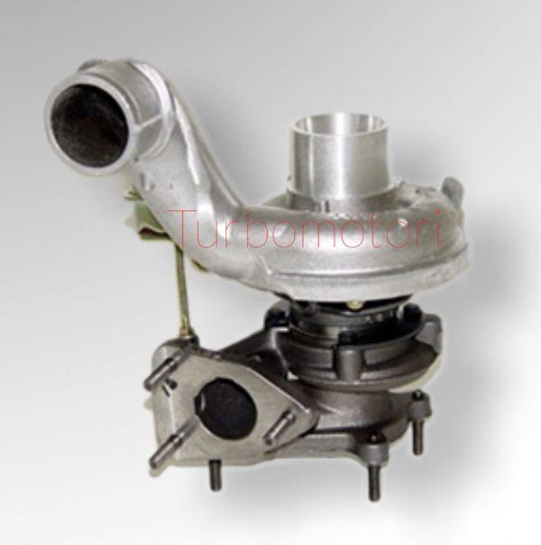 Turbo Nissan Primastar 2.5 dci cod. 714652-0004